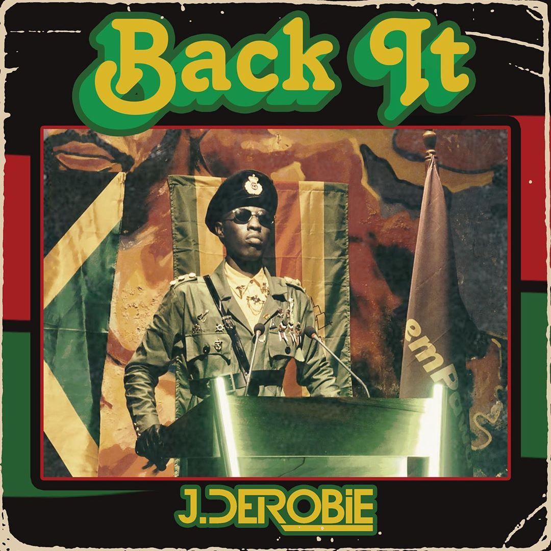 Back It by J Derobie