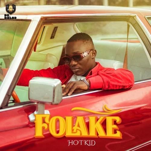 Hotkid Folake artwork