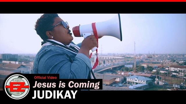 Judikay – Jesus Is Coming Artwork