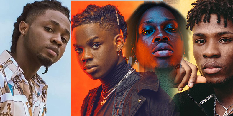 Top 4 youngest Nigerian music talents