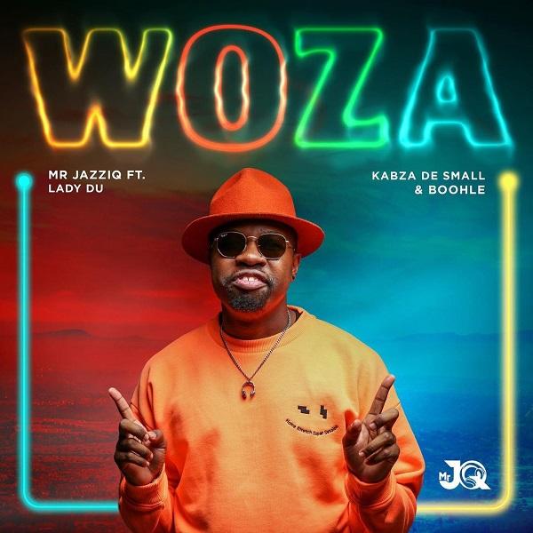 Mr JazziQ Woza Artwork 1
