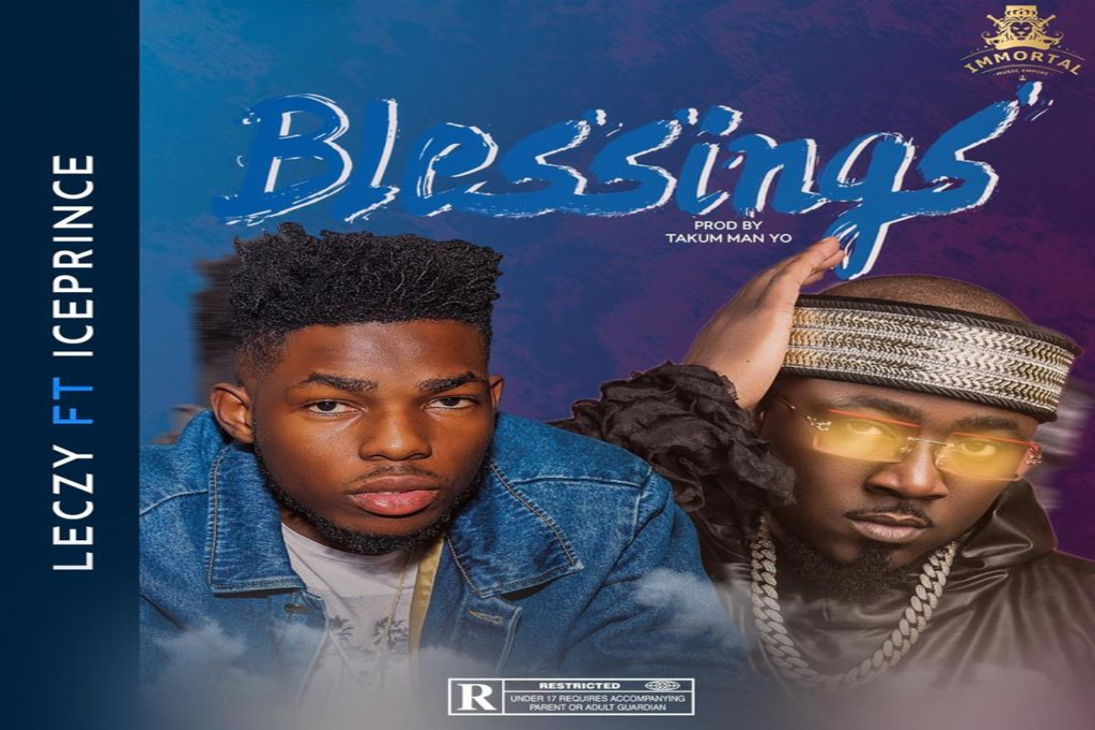 Leczy ft Ice Prince Blessings