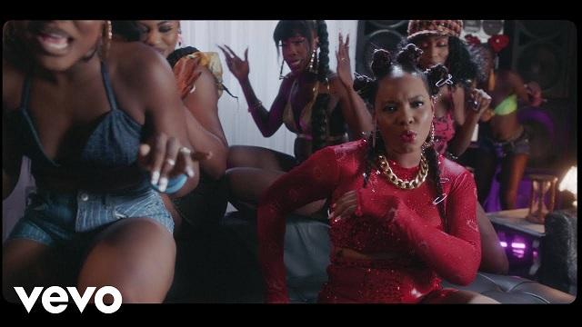 Yemi Alade Temptation Video 1