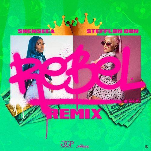 Shenseea Stefflon Don Rebel Remix mp3 image