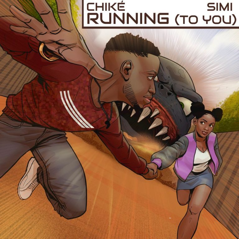 Chike – Running To You ft. Simi