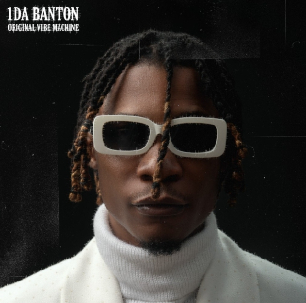 1DA Banton – Original Vibes Machine Album 1