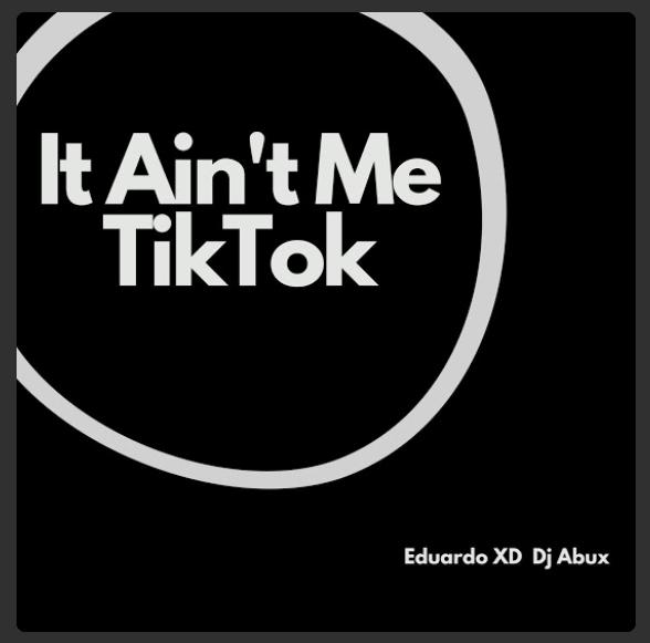 Eduardo XD Ft. DJ Abux – It Aint Me TikTok Remix