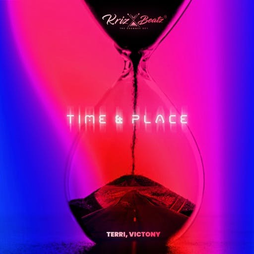 Krizbeatz Time and Place cover art