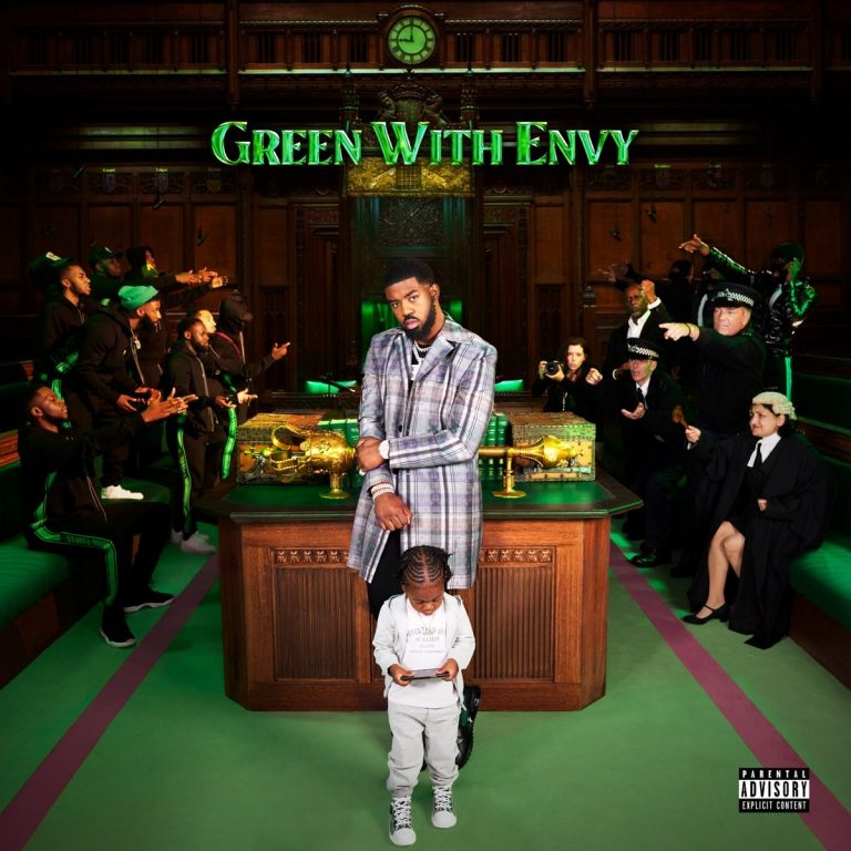 Tion Wayne – Green With Envy Album Download 768x768 1