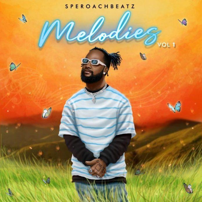 Speroachbeatz – Melodies Vol. 1 EP 696x696 1